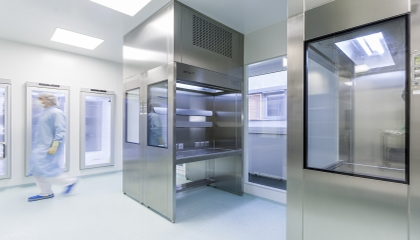 Clean-air and containment solutions - With our barrier systems, laminar flow systems, safety workbenches, isolators and airlock gate systems, we provide support to the life science sectors and to industry in general.