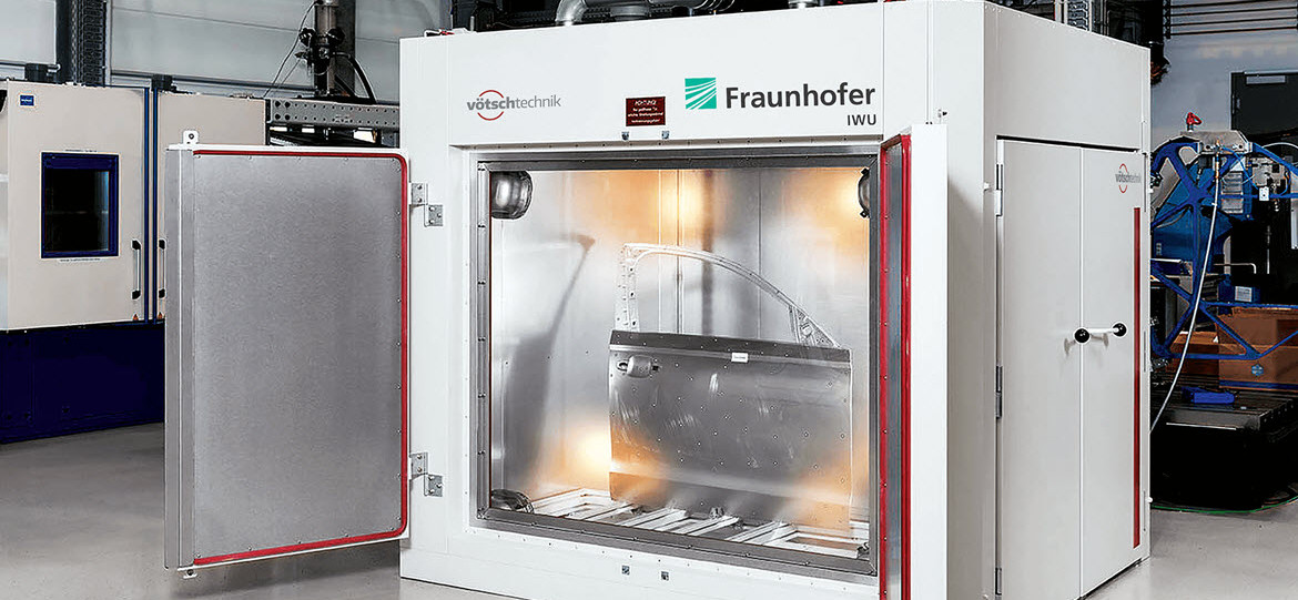 At the Fraunhofer Institute (IWU), new materials become comprehensible