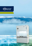 Download: Safety workstations for laboratories and biotechnology