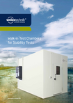 Download: Walk-in Test Chambers for Stability Tests